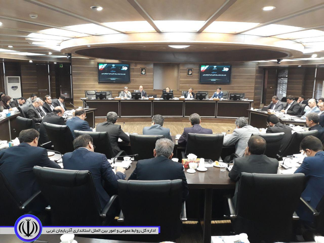 آذربایجان غربی رتبه اول فضای کسب و کار را به خود اختصاص داد