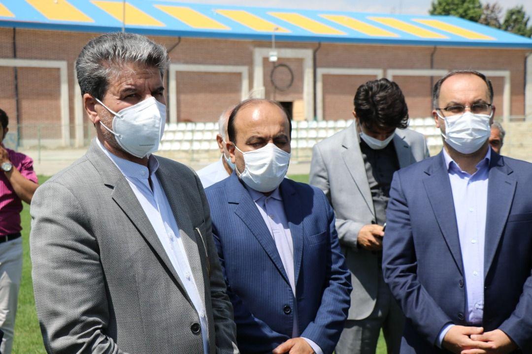 دستور استاندار آذربایجان غربی برای تجهیز ورزشگاه تختی ارومیه/ حمایت ویژه از تیم نود در صورت صعود به لیگ برتر