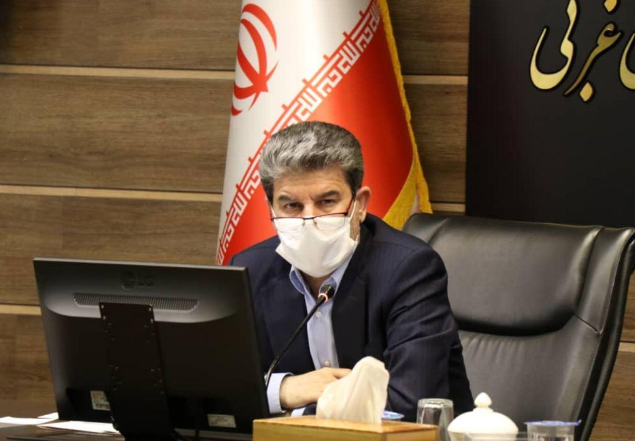 ۲۰۰ هزار ماسک از گوانگجوی چین به آذربایجان غربی اهدا شد/ اقلام بهداشتی و ضدعفونی باید در روستاها و کارخانجات توزیع شود