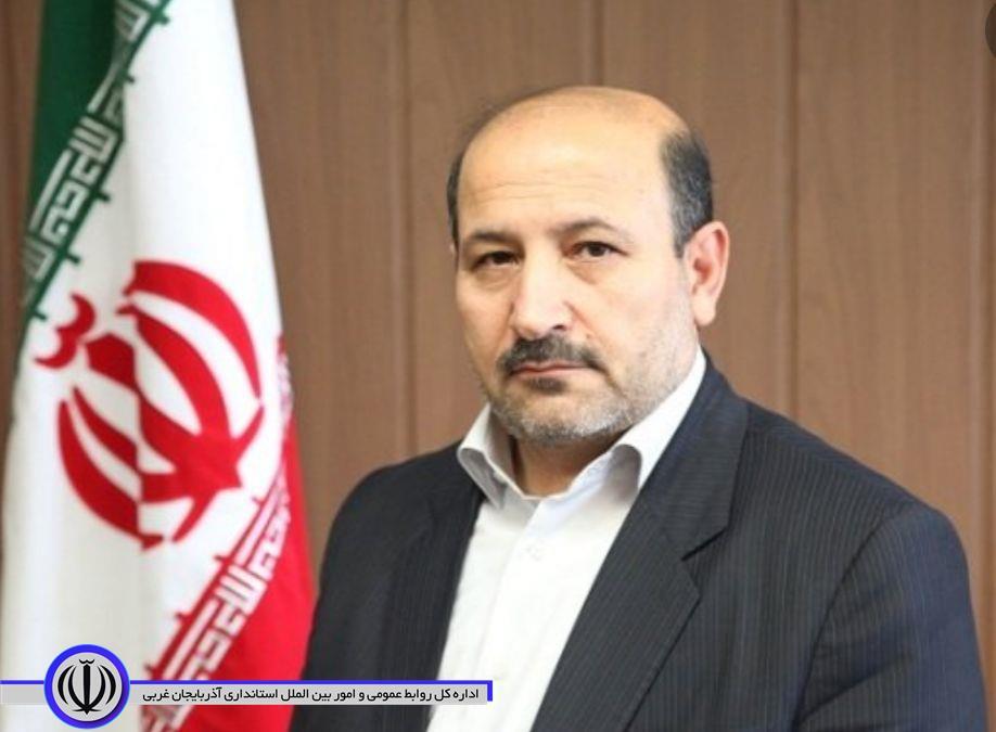 معاون سیاسی، امنیتی و اجتماعی استاندار آذربایجان غربی منصوب شد