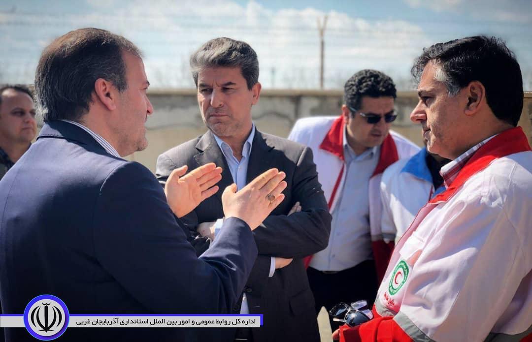 نخستین محموله کمک های امدادی استان به مناطق سیل زده شمال کشور ارسال شد