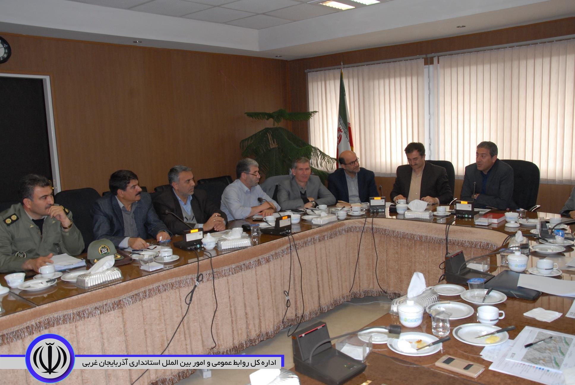 پنجمین جلسه کمیته راهبری طراحی شهری