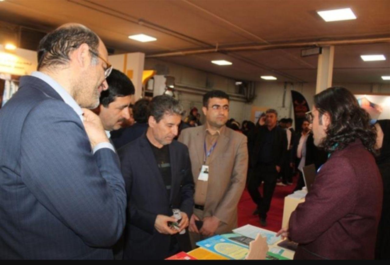 بازدید استاندار آذربایجان غربی از نمایشگاه بین المللی گردشگری تهران