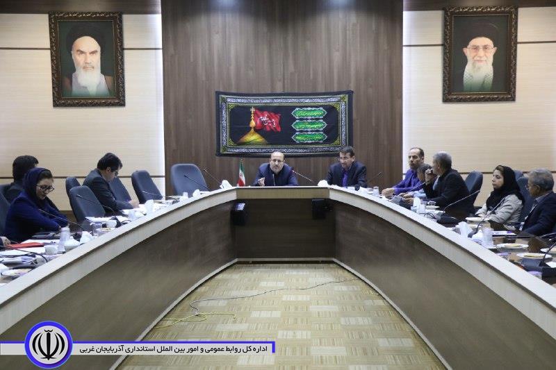 تاکید معاون استاندار آذربایجان غربی بر تسهیل و رفع مشکلات درمانی بیماران خاص استان