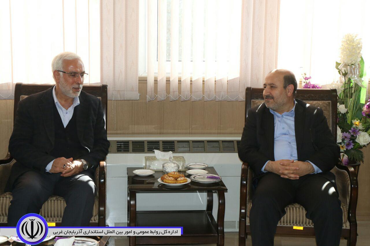 معاون سیاسی امنیتی و اجتماعی استاندار آذربایجان غربی: جهاد دانشگاهی برای توسعه استان طرح های پژوهشی ارائه دهد