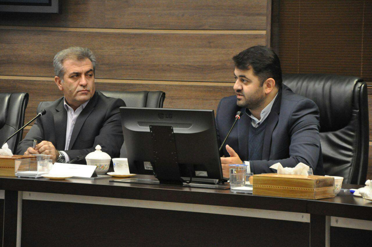 برگزاری هفتمین جلسه شورای فنی استان به ریاست معاون هماهنگی امور عمرانی استاندار آذربایجان غربی