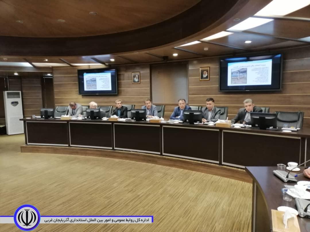 سومین جلسه شورای فنی استان