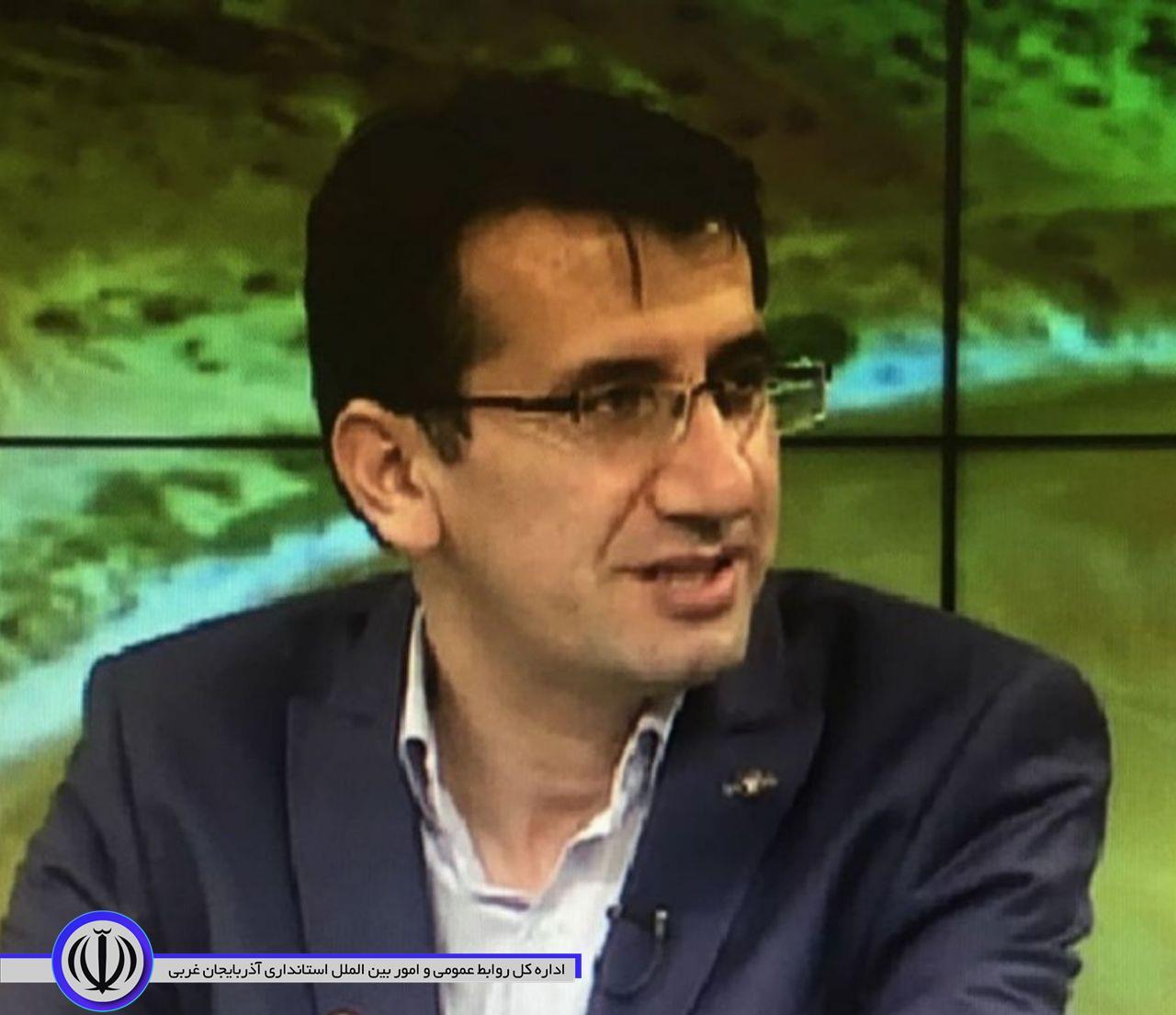 سرپرست دفتر امور اجتماعی و فرهنگی استانداری آذربایجان غربی منصوب شد