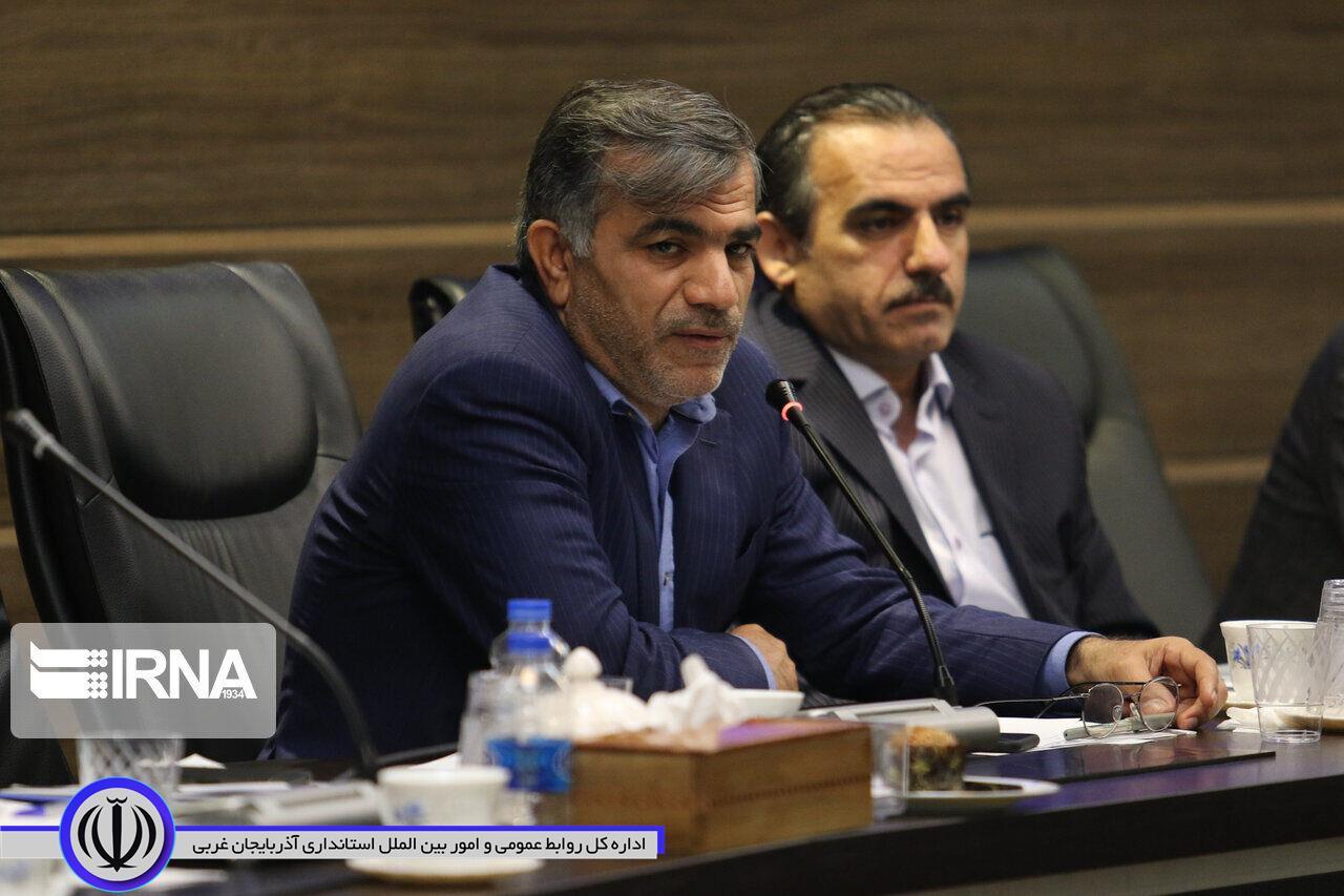 معاون رییس جمهوری:  زنجیره های ارزش و تولید آذربایجان غربی حمایت می شود