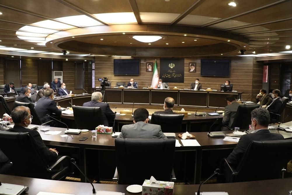 آلبوم تصویری / برگزاری نخستین نشست فرمانداران در سالجاری به ریاست استاندار آذربایجان غربی