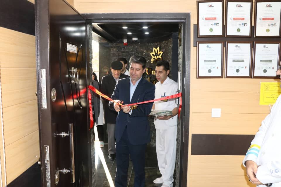 آزمایشگاه مرکزی دانشگاه ارومیه افتتاح شد