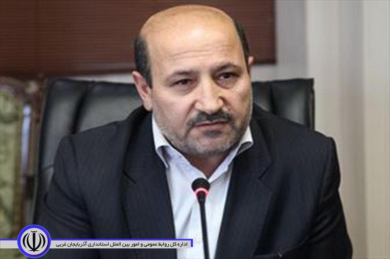 معاون استاندار آذربایجان غربی: برنامه ای برای تغییر فرمانداران تا پایان سال وجود ندارد