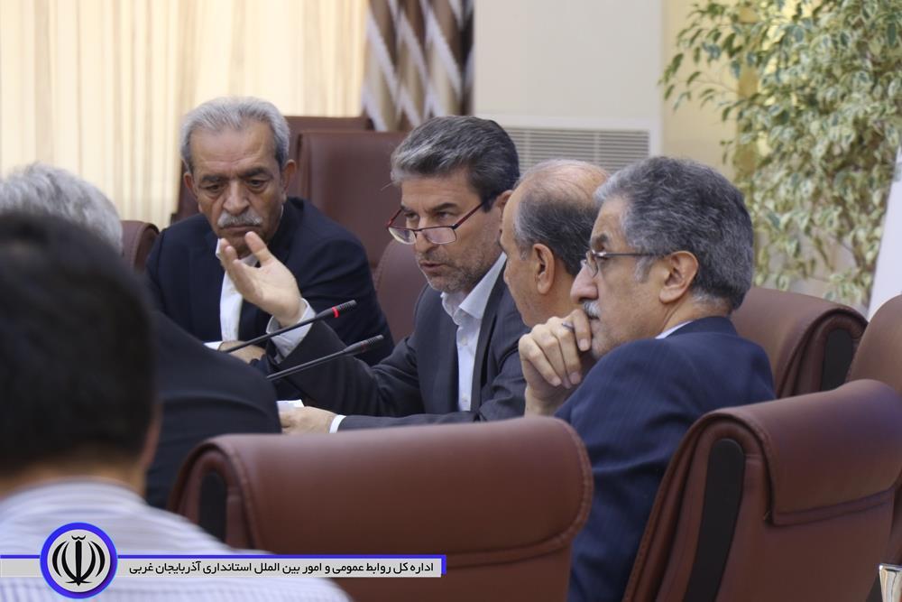 آلبوم تصویری/ برگزاری نشست روسای اتاق های بازرگانی سراسر کشور در ارومیه- 18 مهر 98