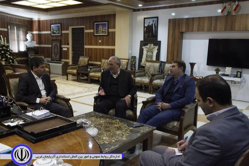 استاندار: رشد کشاورزی موجب بهبود شاخص های توسعه آذربایجان غربی می شود