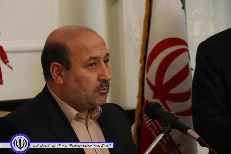معاون سیاسی امنیتی و اجتماعی استاندار آذربایجان غربی روز دموکراسی و وحدت ملی ترکیه  را تبریک گفت