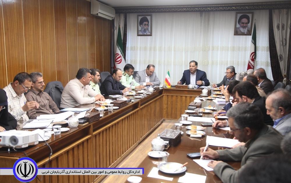 سومین جلسه شورای ساماندهی مبادلات مرزی استان برگزار شد