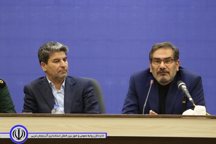 دبیر شورای عالی امنیت ملی: ناکام سازی دشمن راهبرد ایران در جنگ اقتصادی است