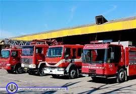 اطلاعیه آزمون عملی آتش نشانی شهرداریهای استان