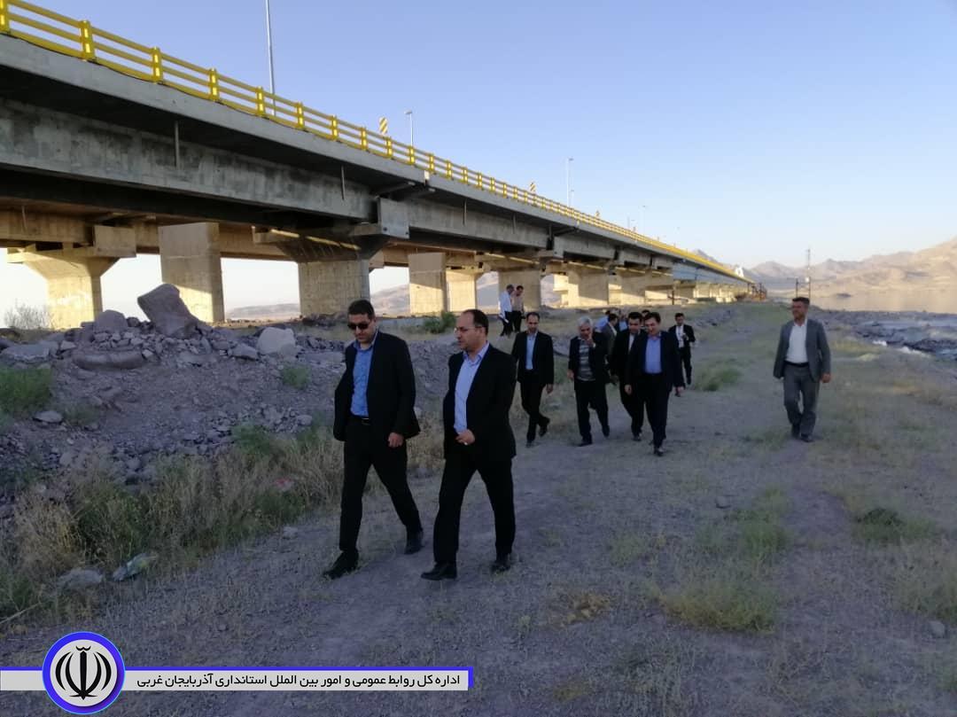 طرح ساماندهی میانگذر دریاچه ارومیه  اجرا می شود