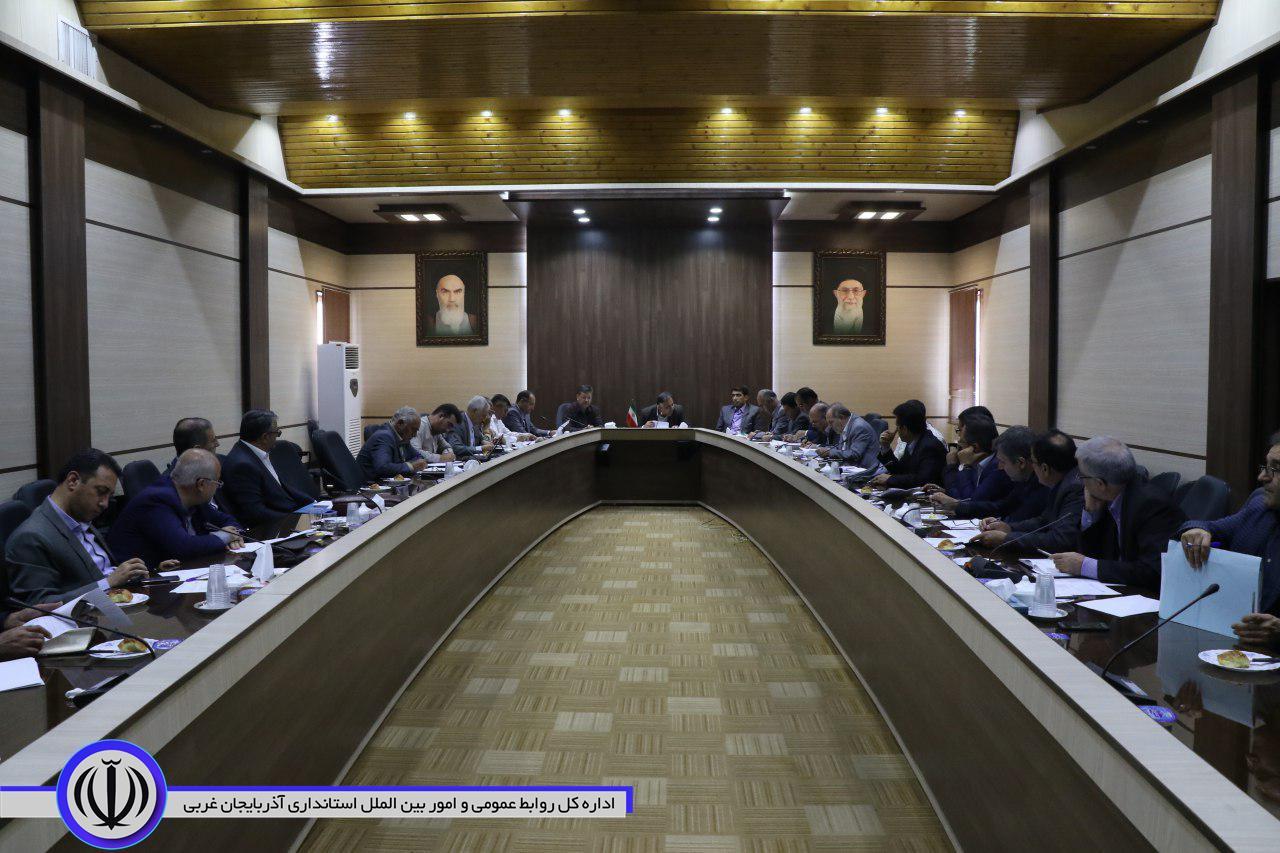 چهارمین جلسه شورای ساماندهی مبادلات مرزی استان برگزار شد