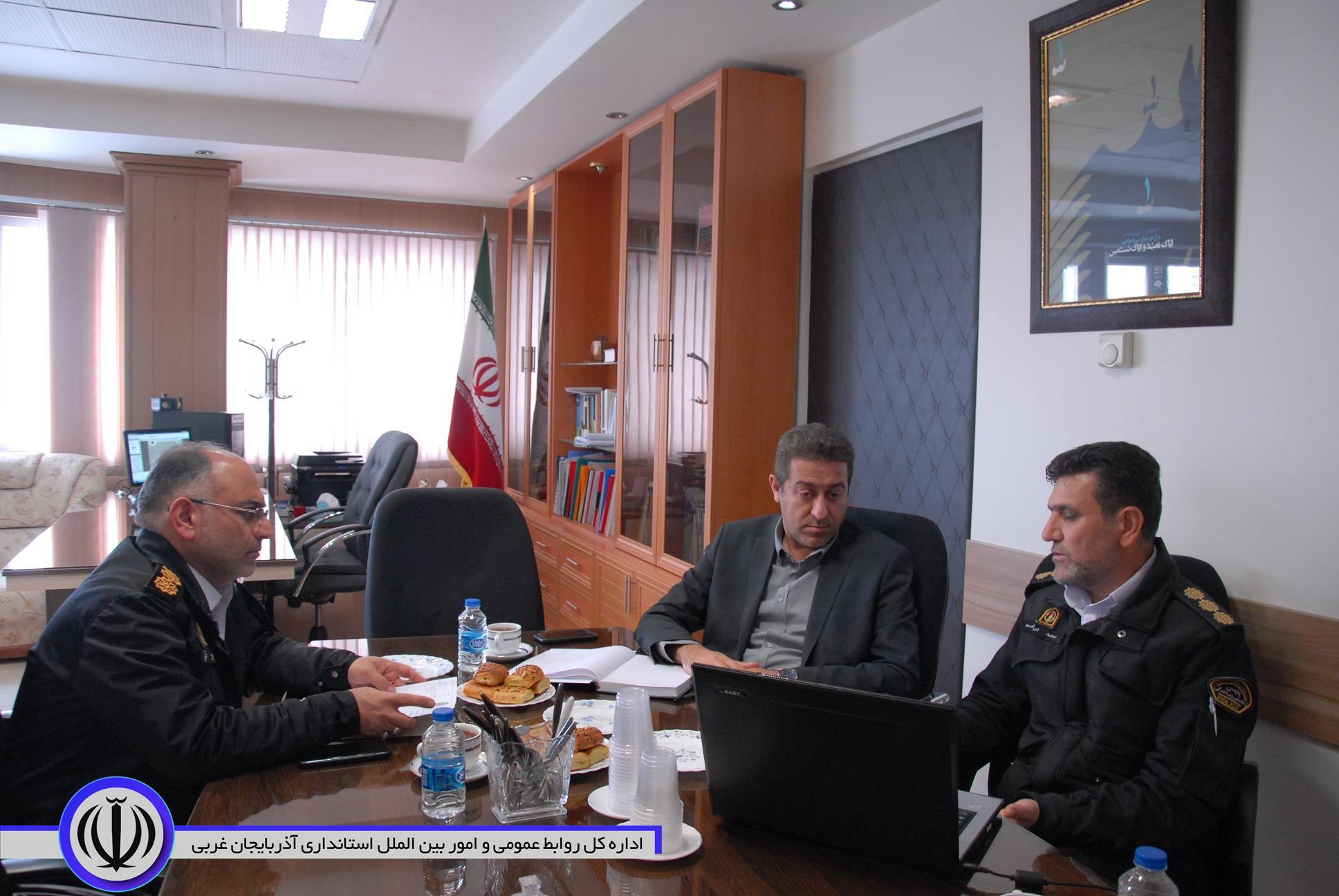 بررسی مشکلات ترافیکی شهرهای استان