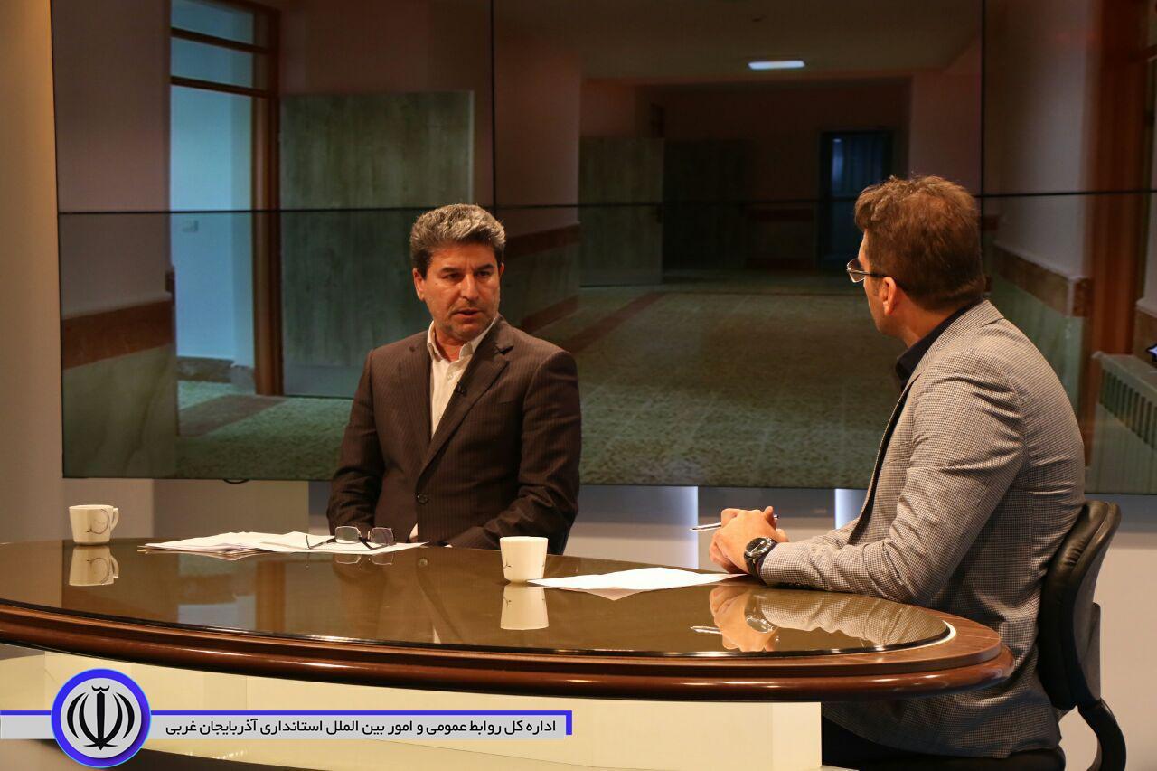 استاندار: دولت 150هزار میلیارد ریال در آذربایجان غربی سرمایه گذاری کرده است