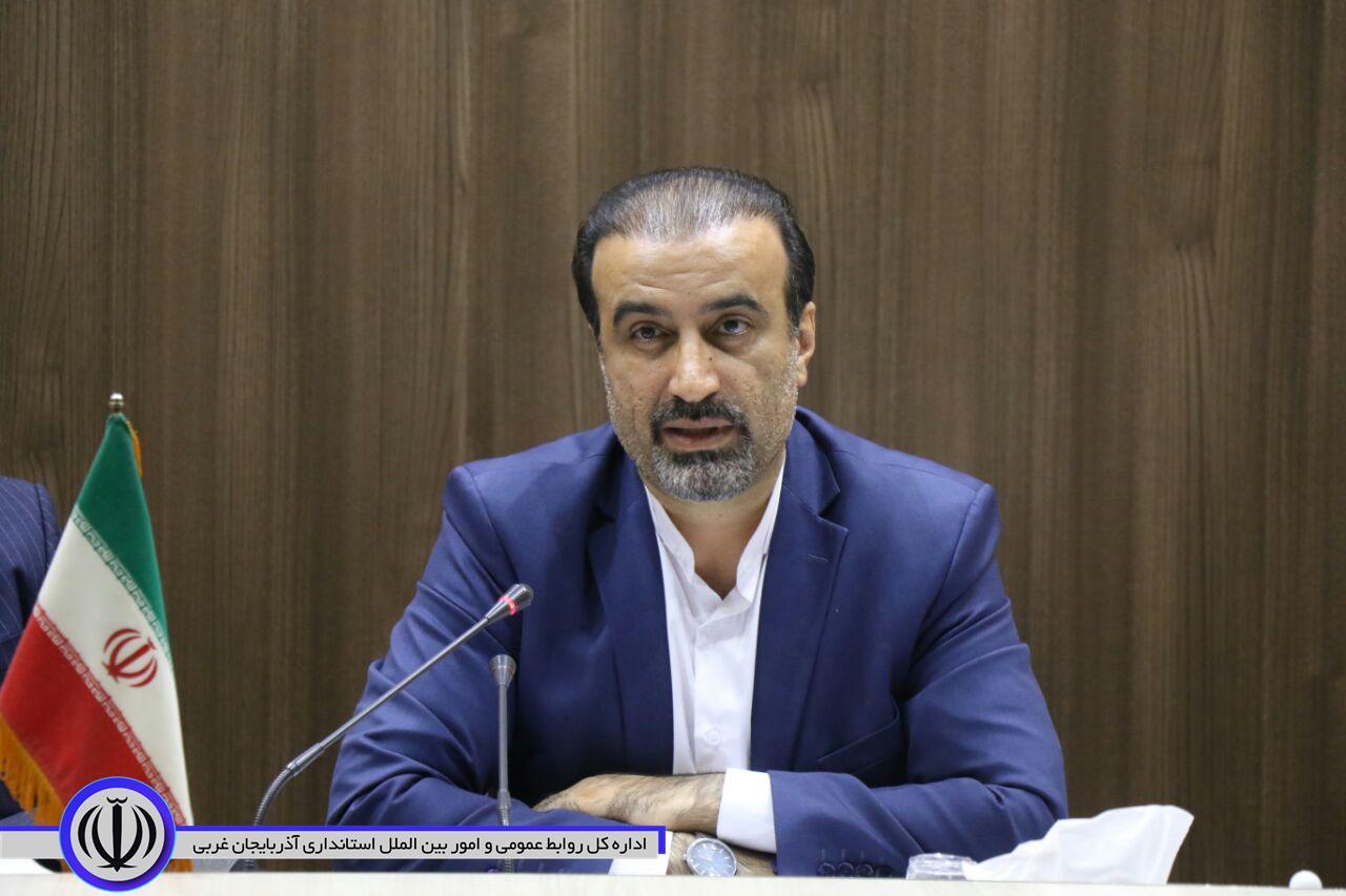معاون هماهنگی امور اقتصادی استاندار آذربایجان غربی: محدودیتی برای تامین آب مورد نیاز متقاضیان احداث گلخانه در حوزه آبریز دریاچه ارومیه وجود ندارد