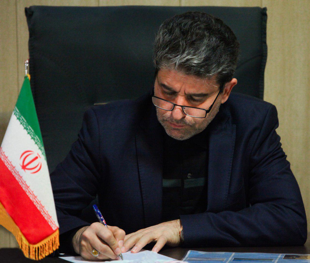 """استاندار آذربایجان غربی شهادت جانباز """"محمد صالح فیضی"""" را تسلیت گفت"""