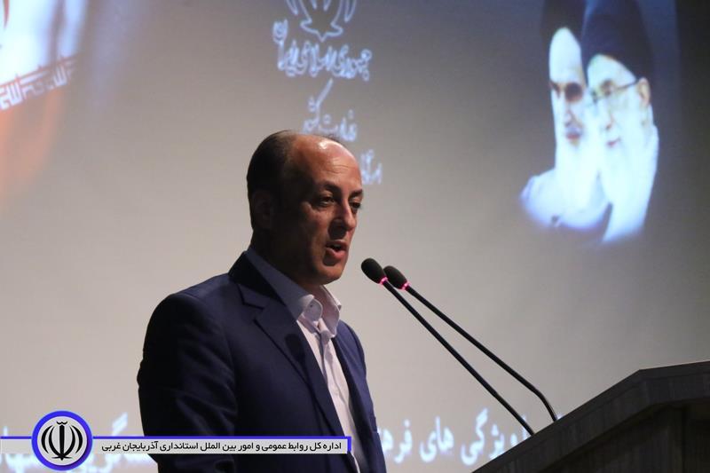 توانمندی های روستایی آذربایجان غربی بی نظیر است/ افزایش سرانه روستایی در دولت های یازدهم و دوازدهم