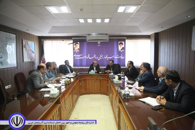 نخستین جلسه ستاد انتخابات استان برگزار شد