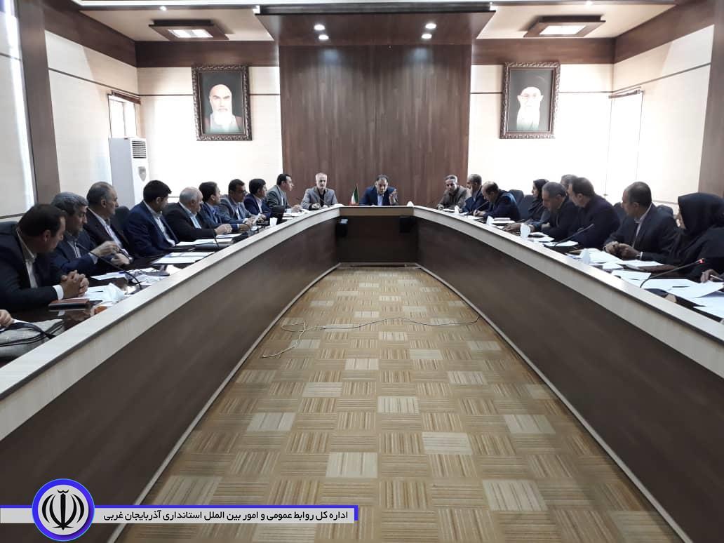 هفتمین جلسه مرکز خدمات سرمایه گذاری استان برگزار شد