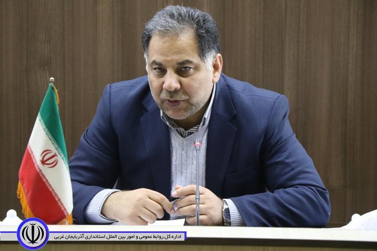 معاون استاندار آذربایجان غربی : نمایشگاه دستاوردهای 40 ساله انقلاب اسلامی در شهرهای مختلف استان برگزار می شود