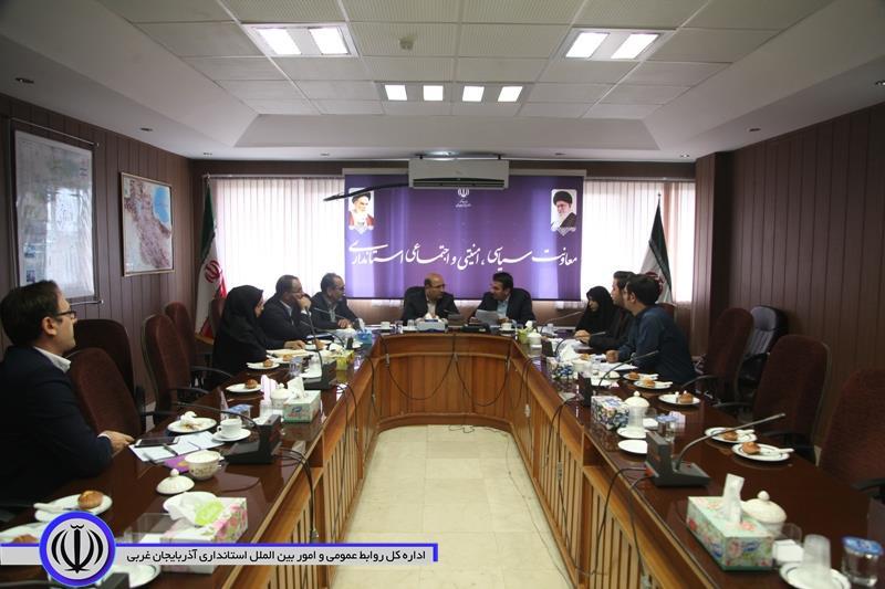 معاون سیاسی امنیتی و اجتماعی استاندار : خانه سمن ها در آذربایجان غربی راه اندازی می شود