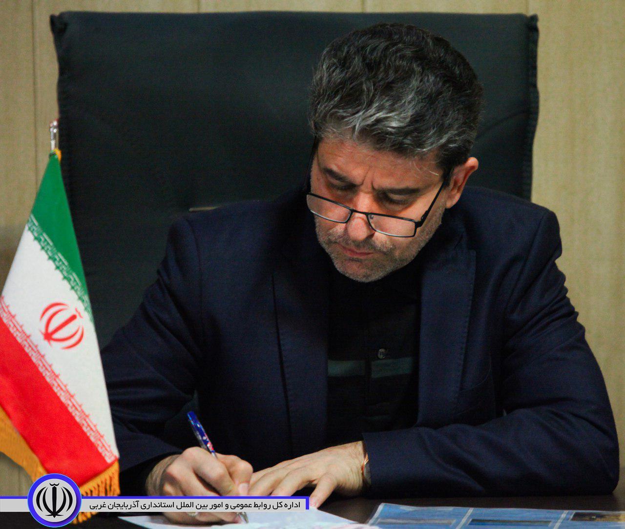 استاندار آذربایجان غربی جان باختن تعدادی از هموطنان عزیزمان را در زلزله آذربایجان شرقی تسلیت گفت