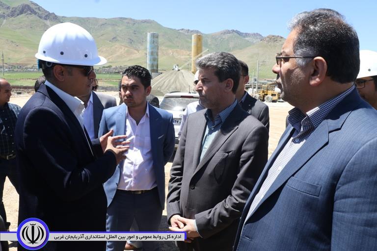 آلبوم تصویری/ بازدید استاندار آذربایجان غربی از تعدادی از واحدهای تولیدی و صنعتی مستقر در شهرک صنعتی شماره 3 ارومیه